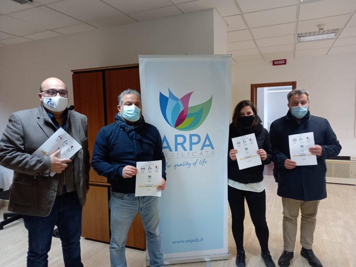 Educare SportivAmbiente: firmato il protocollo d'intesa con ARPAB1 min read