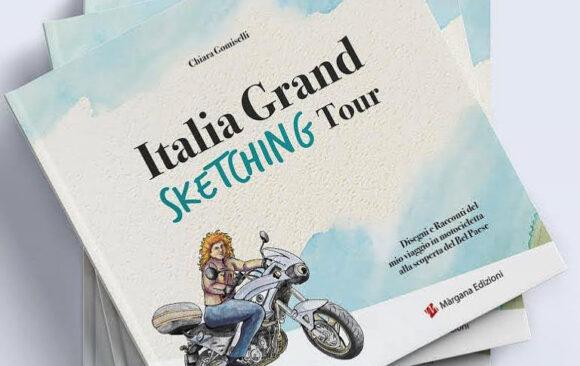 Italia Grand Sketching Tour: il belpaese dei borghi e le bellezze nascoste raccontate a disegni e parole da un'artista triestina