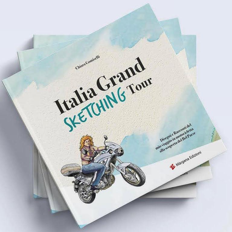 Italia Grand Sketching Tour: il belpaese dei borghi e le bellezze nascoste raccontate a disegni e parole da un'artista triestina6 min read